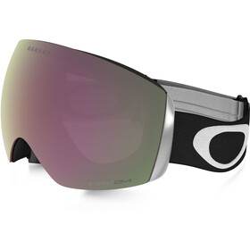 Oakley Flight Deck Snow Goggles Herre matte black w/ prizm hi pink iridium